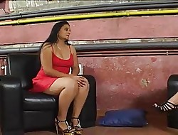 free lesbian spanking video