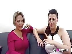 curvy lesbians porn